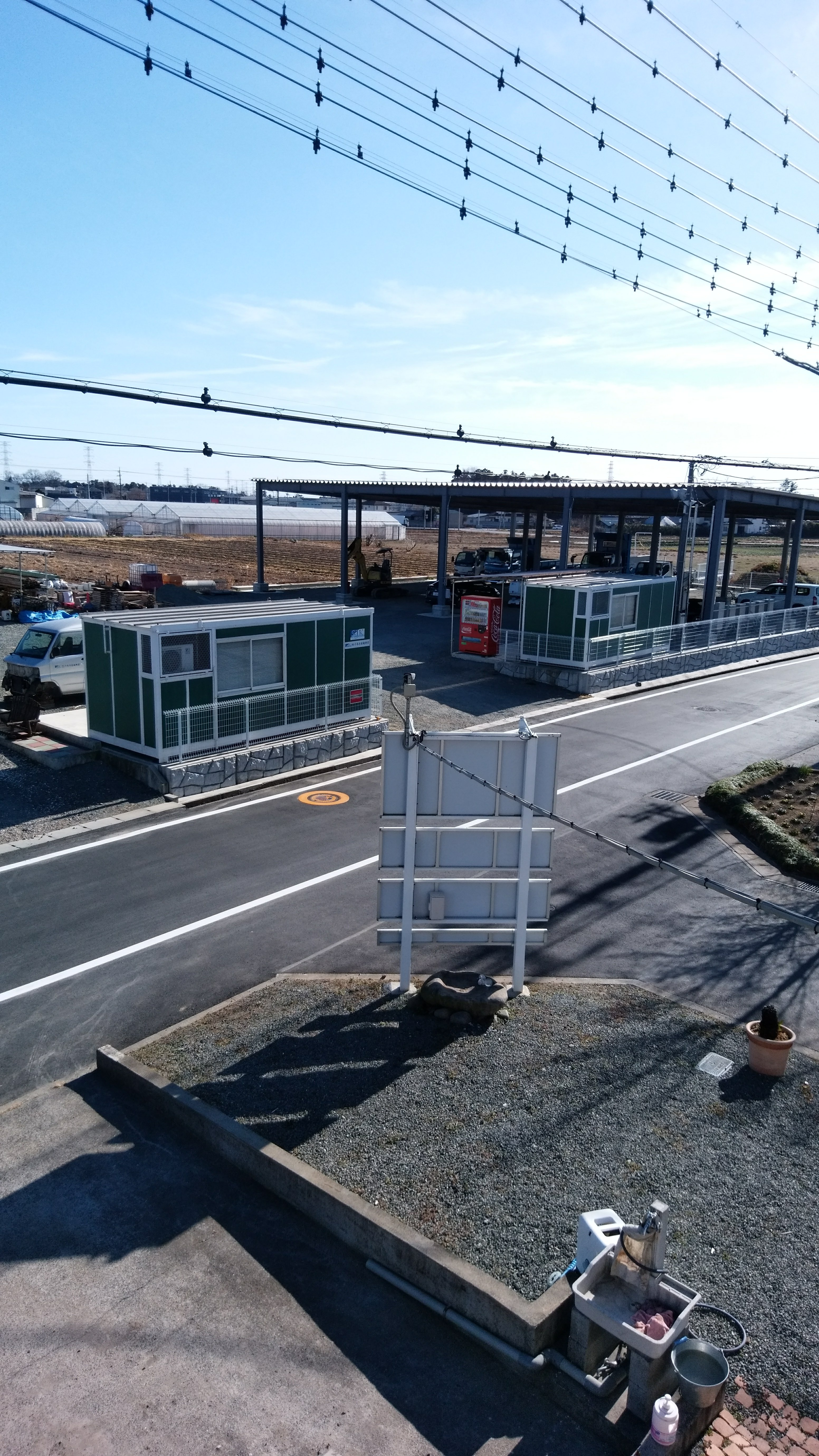 2017年5月完成 売電開始しました。